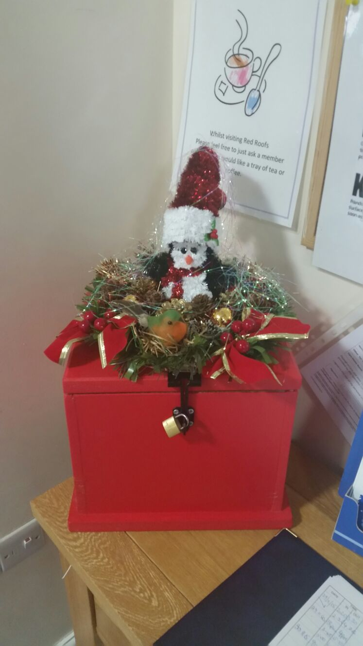 Red Homes Healthcare Newsletter – December 2015  Red  ~ 191358_Christmas Decoration Ideas For Nursing Home Residents
