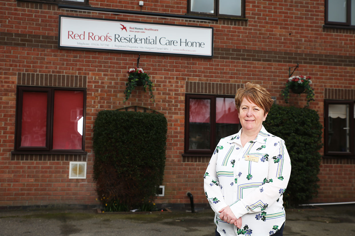 Red Roofs Residential Care Home Red Homes